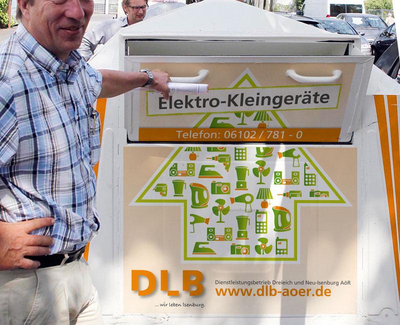 DLB-Elektrocontainer