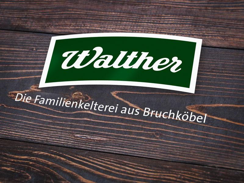 Walther-Logo-Mockup