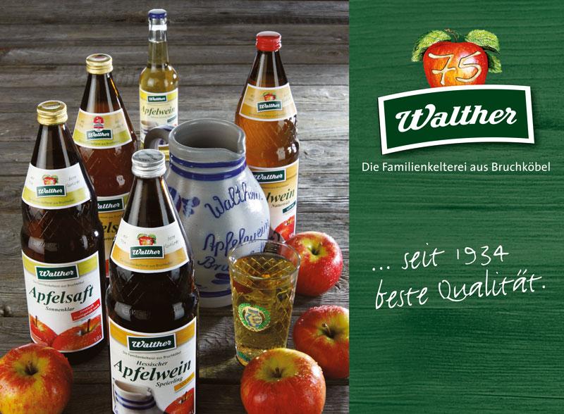 Walther-Titel-Flaschen